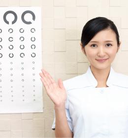 【画像】眼鏡処方、コンタクトレンズ処方